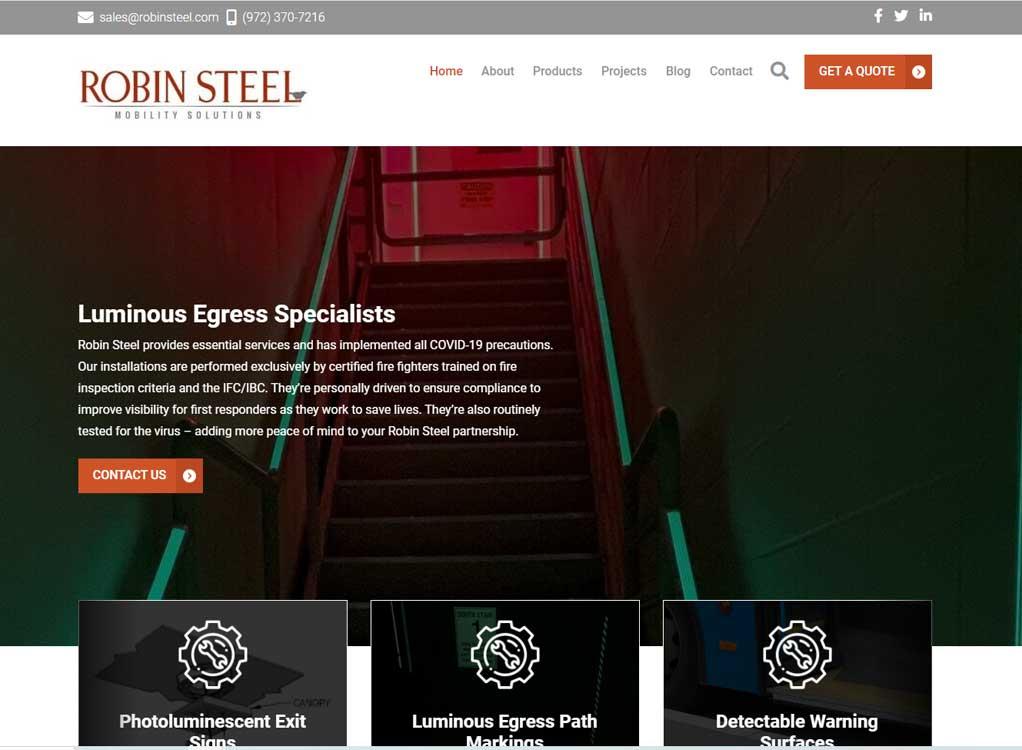 Robin Steel